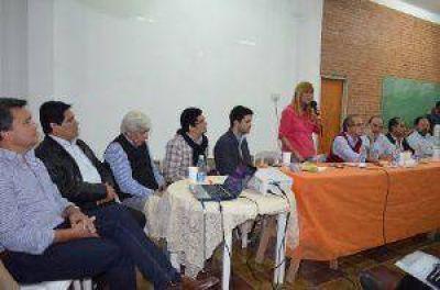 Ayala encabezó encuentro regional de Vamos Chaco en Sáenz Peña