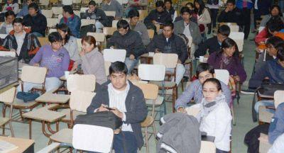Actividad normal en la Unju y Escuela de Minas