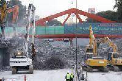 Se montarán dos nuevos puentes en la Avenida General Paz