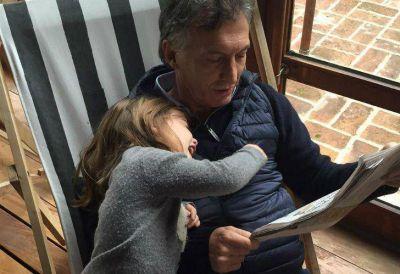 Macri y la designación de la hija de Rossi: