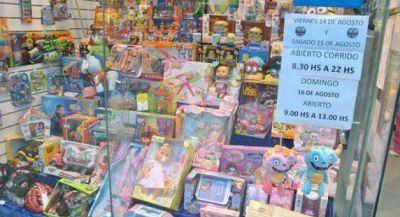 Día del Niño: comercios abrirán el domingo para repuntar ventas