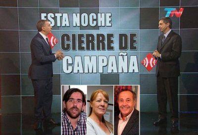 El enojo de Stolbizer, Saá y Del Caño, discriminados del debate de TN