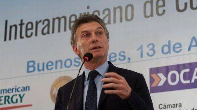 Las cinco promesas que les hizo Macri a los empresarios