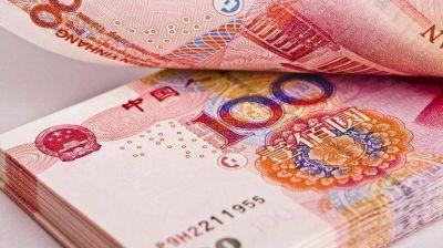 El yuan sube después de tres devaluaciones consecutivas