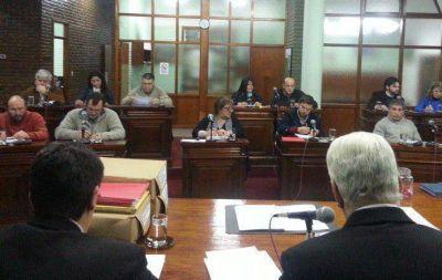 HCD: novena sesión con diversos temas
