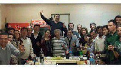 Agrupaciones del FPV quieren que Scioli triunfe �en primera vuelta�