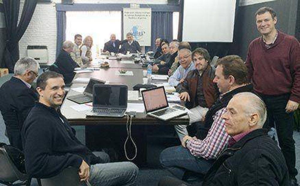 Reunión mensual del Consejo Directivo Nacional de ACIERA
