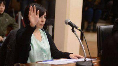 Asumió una integrante de La Cámpora en el Concejo: ahora hay 24 ediles y 13 bloques