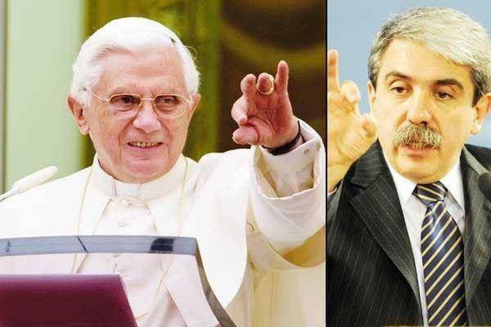 """Para el Papa, la pobreza en la Argentina es un """"escándalo"""""""