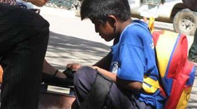 Trabajo concientizará sobre el Trabajo Infantil en el marco del Día del Niño