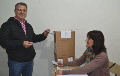 Habló Sergio Bordoni, el ganador de las PASO