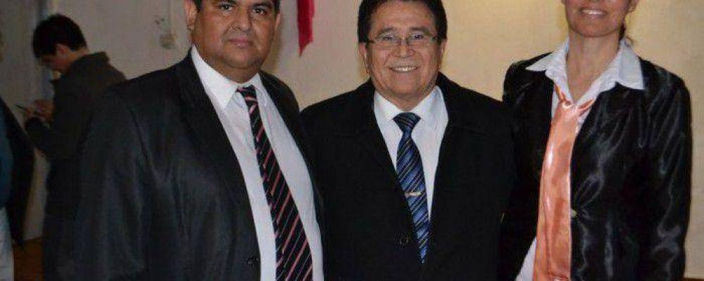 El Pastor chileno Fernando García dejó su sello en Tornquist