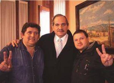 José Alperovich apoyó a candidatos a legisladores del MUP por el Oeste