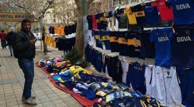 En venta los tíckets y el merchandising para el Boca-Guaraní