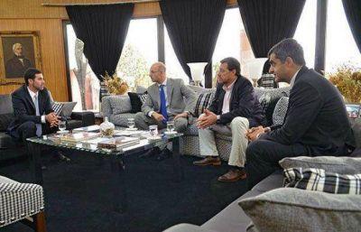 Urtubey recibió al director regional de AFIP por la crisis del campo