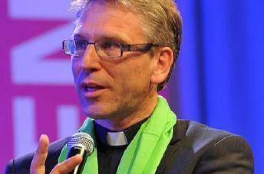 Visita a la Argentina del Secretario General del Consejo Mundial de Iglesias