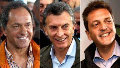 Scioli, Macri y Massa presentarán sus propuestas de gobierno en el Council of the Americas