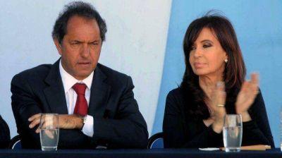 Cristina Kirchner vs. Scioli