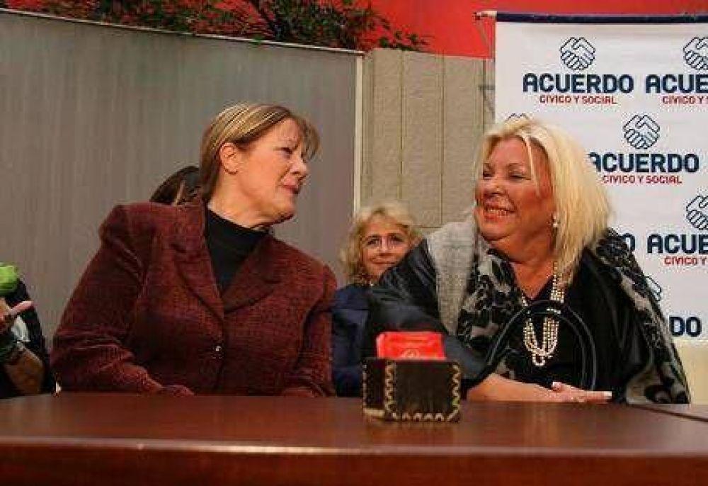 "Interna Carrió-Stolbizer: el cobismo arremete con todo contra ""Lilita"""