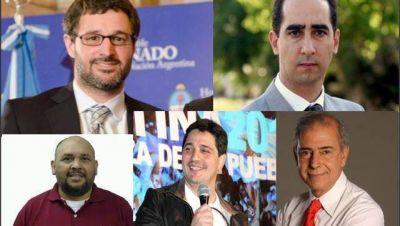 Los candidatos de octubre