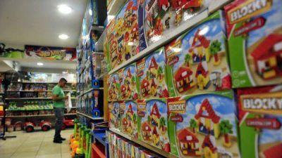 Las ventas aumentaron un 5,3% por el Día del Niño