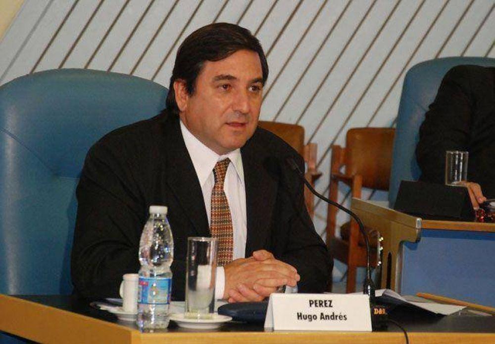 Pérez cuestiona la cesión de Jagüel de los Machos a Pampetrol por un año