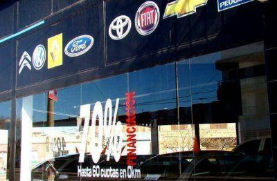 La Pampa: patentamientos de autos cayó 5,9 por ciento