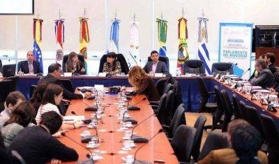 El Parlasur se reunir� por primera vez en 2015 en Montevideo