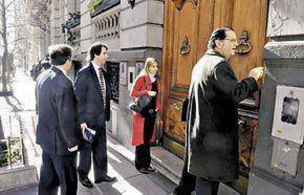 María Julia impidió que tasadores privados pongan precio a su casa