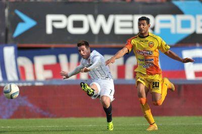 Crucero le hizo un partidazo a San Lorenzo pero otra vez lo perdió al final