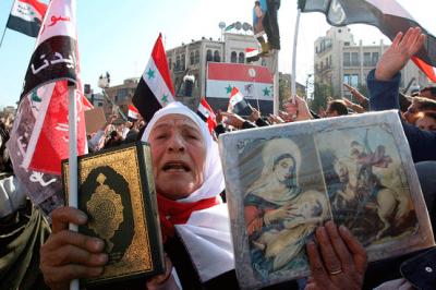 Repican las campanas de 16 países por las cristianos perseguidos