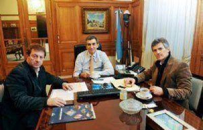 Aporte del gobierno nacional para el partido de Chivilcoy