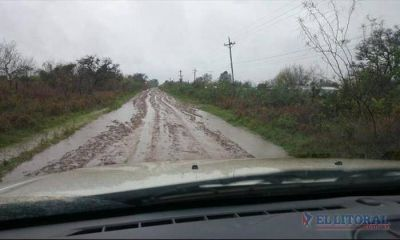 En Sauce asistían a unas 225 familias afectadas por el desborde de un arroyo
