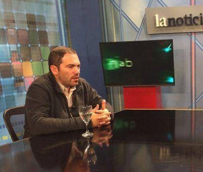 """Matías Molle: """"En San Fernando se hace sin pensar en las prioridades"""""""