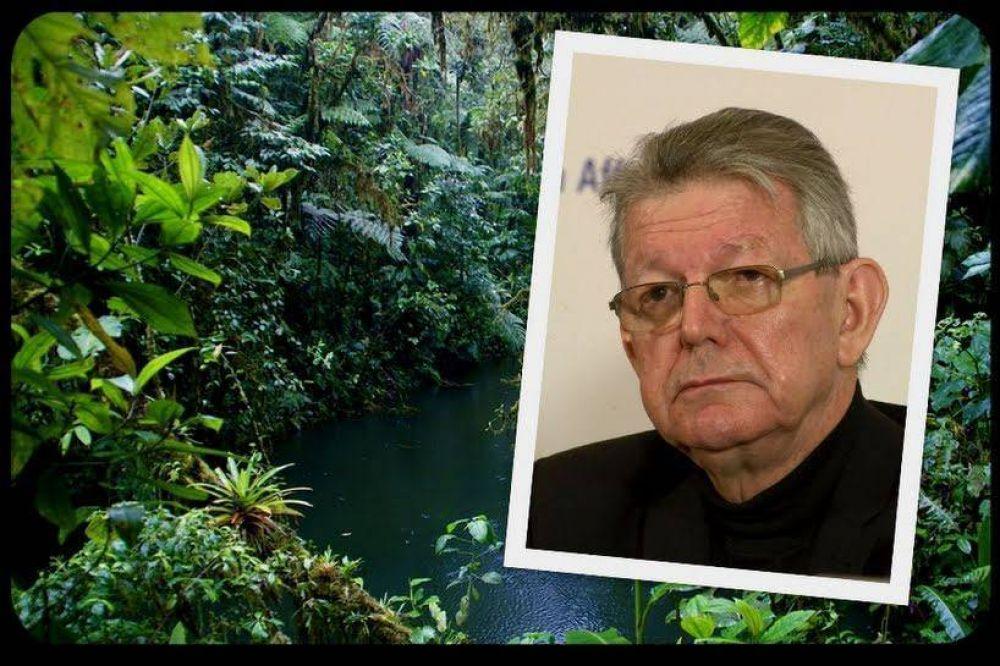 Habla el obispo ecologista, consejero del Papa