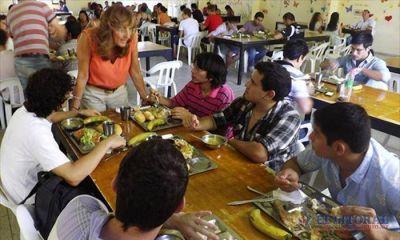 La UNNE prepara encuestas para ofrecer men�s a estudiantes vegetarianos, cel�acos e hipertensos