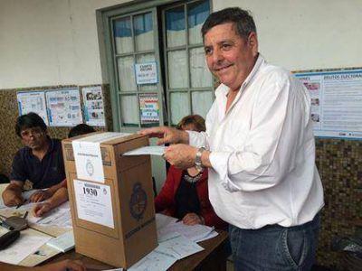 Finalmente De Ángeli le ganó a Bordet en el departamento Gualeguaychú