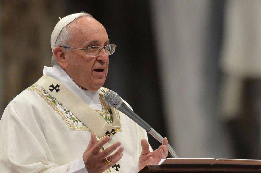 El Papa podría reunirse con los mandos de las FARC en Cuba