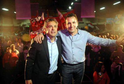 """Cornejo pidió """"continuidad de gestión"""" en Godoy Cruz"""
