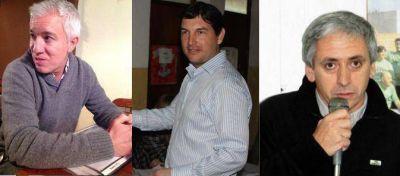"""Para Macchi """"el gran rival a vencer es  Cambiemos"""" mientras Gastón procura cambiar un eje en la polarización"""