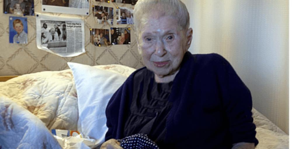 Falleció la mujer judía más anciana del mundo a los 114 años