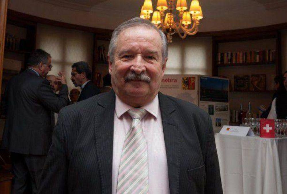 """Julio Schlosser: """"La Argentina está por el camino de la inclusión de los discapacitados"""""""