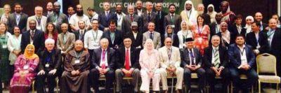 Lideres musulmanes suscriben declaraci�n sobre el cambio clim�tico