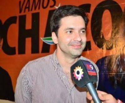 Aída Ayala y Bruno Cipolini lanzan este jueves campaña en Sáenz Peña
