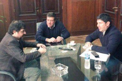 Fernando Moreira formalizó su incorporación al bloque del FPV