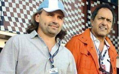 Marcos Di Palma cruzó a María Eugenia Vidal y le pidió que baje su candidatura