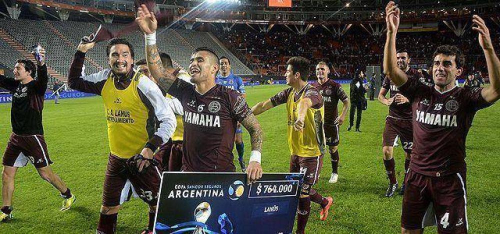 El Granate ganó y alcanzó los cuartos de final