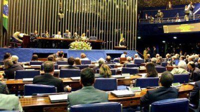 Más ajuste en Brasil: el Senado aprobó una ley de austeridad clave para Dilma Rousseff
