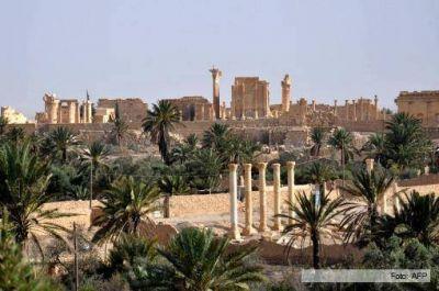 La Unesco condenó al EI por el asesinato del responsable de las antigüedades en Palmira