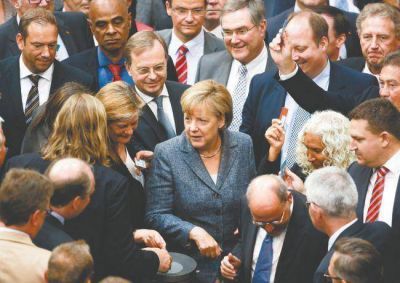 La eurozona aprob� el tercer rescate griego